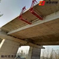 桥梁侧面排水管安装设备