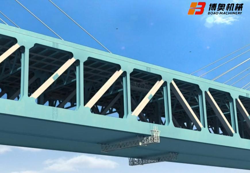 桥梁检查小车全套价格多少?